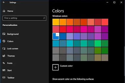 Cara Mengganti Title Bars Windows 10 Menjadi Windows 7
