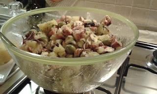cucinaconemidio, totani in insalata,