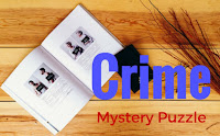 Crime Detective Mystery Puzzle
