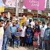 लोकनायक जयप्रकाश नारायण की पुण्यतिथि जेपी चौक मधुपुर में मनाया गया लोकनायक की प्रतिमा पर मालले अर्पण किया गया