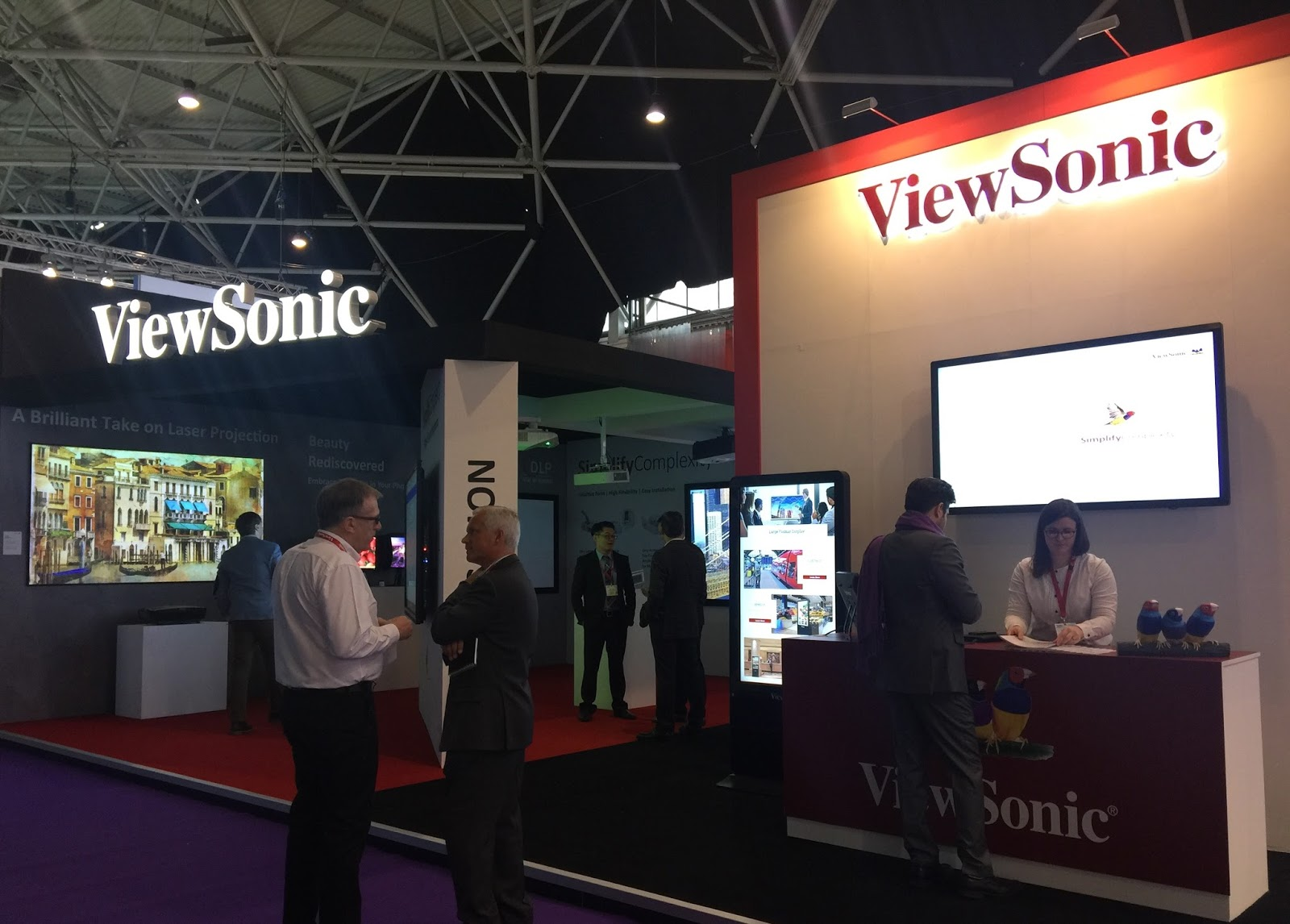 ViewSonic Simplify Complexity Product Lineup
