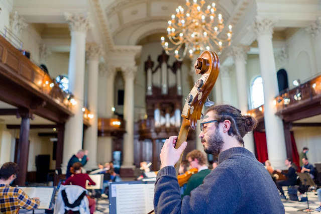Southbank Sinfonia at St John's Smith Square (Photo Teralon)