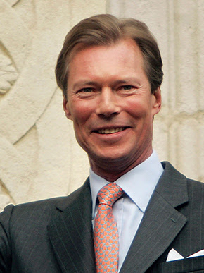Grand Duke Henri, Luksemburg