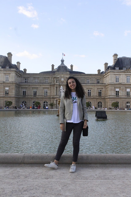 OUTFITS DIARY: PARIS EDITION