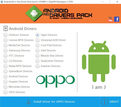 Android All In One Driver Pack 2019 Free Download