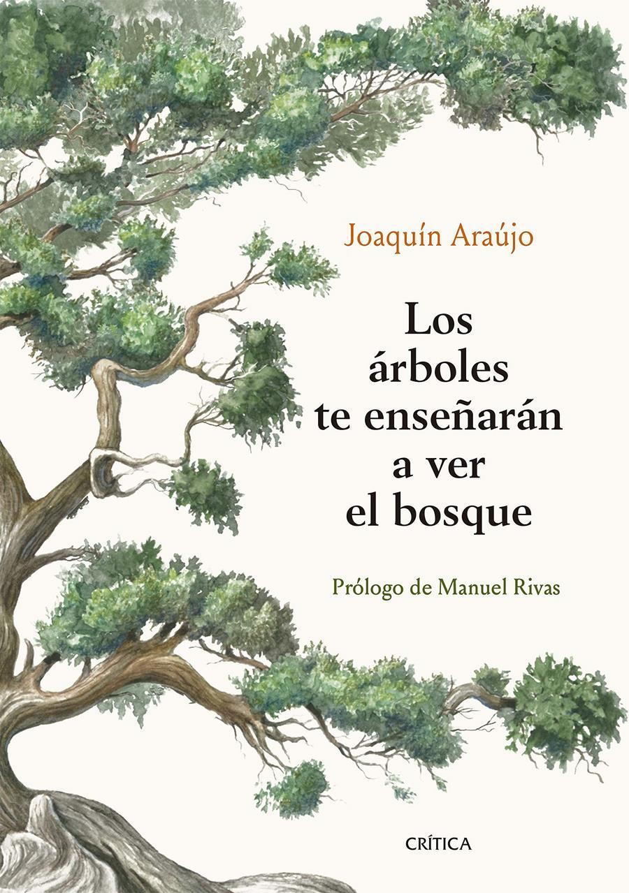 Libros arboles Joaquin Araujo