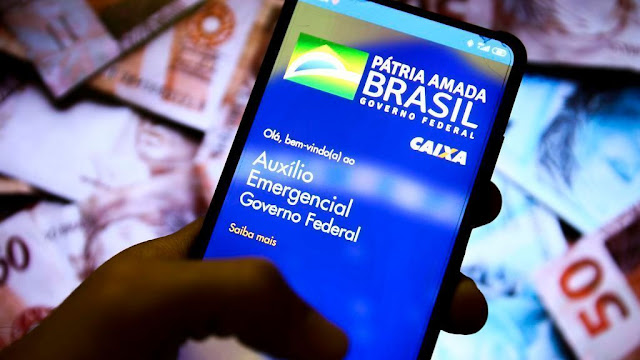 Caixa paga auxílio emergencial a nascidos em setembro