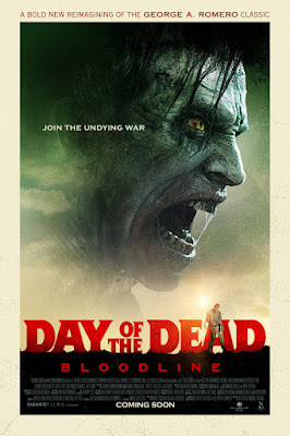 Day of the Dead Bloodline poster