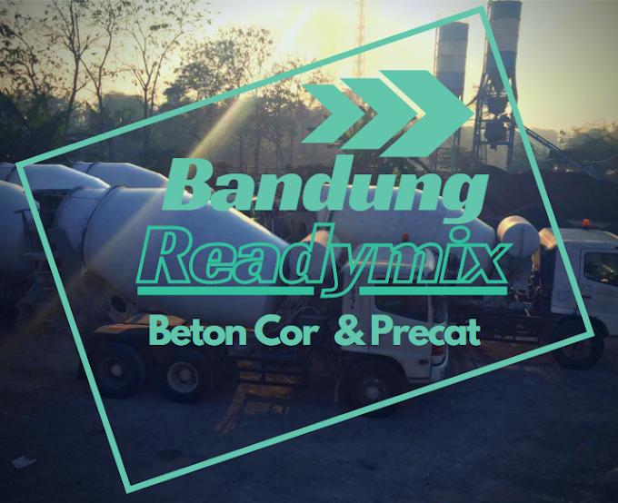 COR BETON READYMIX JAYAMIX BANDUNG