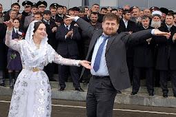 THE KADYROV ( Sang Penghianat Perang Perlawanan Rakyat chechnya )