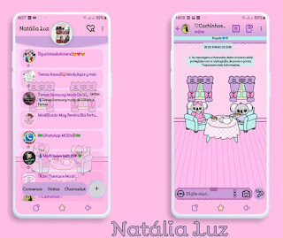 Koellin Theme For YOWhatsApp & Fouad WhatsApp By Natalia Luz