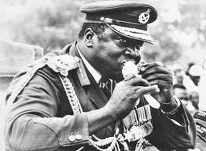 Idi Amin. Business Insider