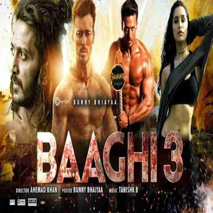 Baaghi 3 full movie dowload 2020| Hindi | 300mb |720P |480P | FilmyZilla | Gomovies