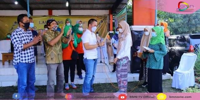 Hartopo Resmikan Launching Pasar Muria Indah Kudus