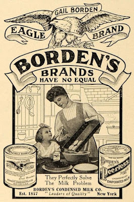 Borden's Condensed Milk