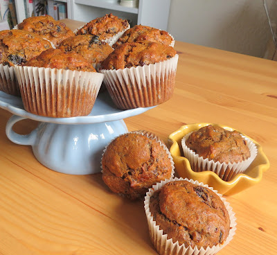Fruit & Nut Muffins