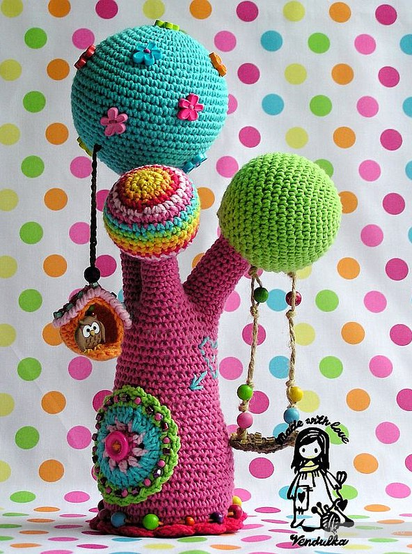 Six Knitted ideas