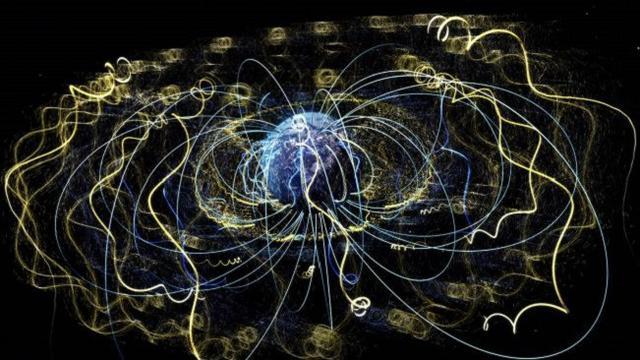 Medan magnet Bumi berubah 10 derajat lebih cepat