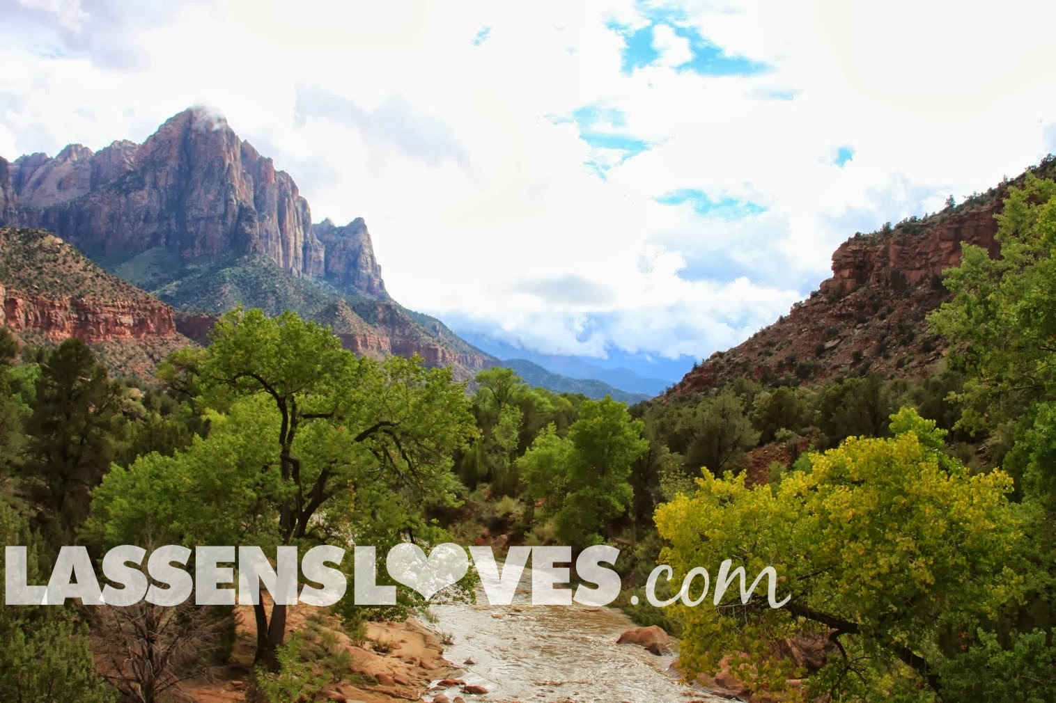 hiking+Zion+National+Park