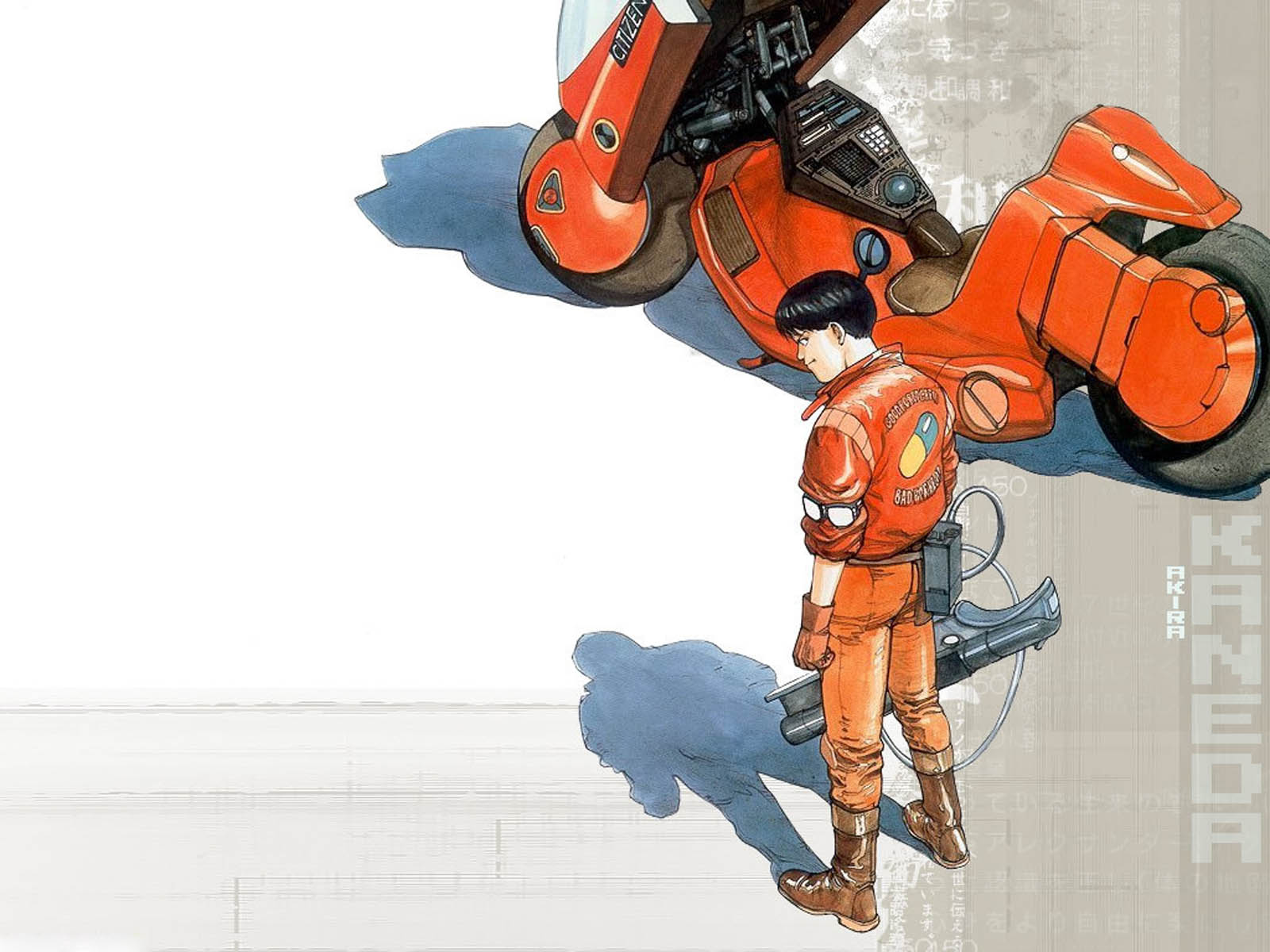 Wallpapers Akira Wallpapers