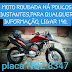 Dupla toma moto de assalto em Cajazeiras na noite dessa quinta-feira