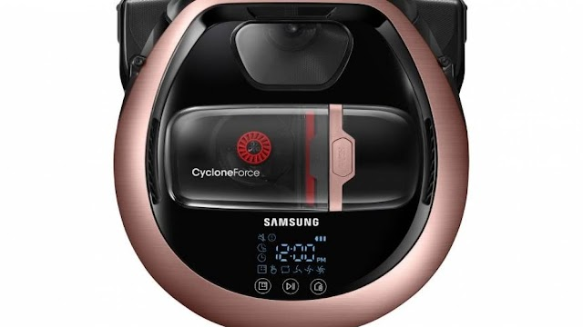 Samsung starts sales of standalone robot vacuum cleaner
