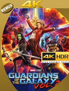 Guardianes de la Galaxia Vol. 2 (2017) 4KRemux 2160p UHD [HDR] Latino [GoogleDrive]