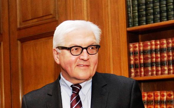 Στήριξη στην χώρα μας από τον Γερμανό ΥΠ.ΕΞ. Φρανκ Βάλτερ Σταϊνμάγερ για τις προκλητικές δηλώσεις Ερντογάν  για την συνθήκη της Λωζάνης....