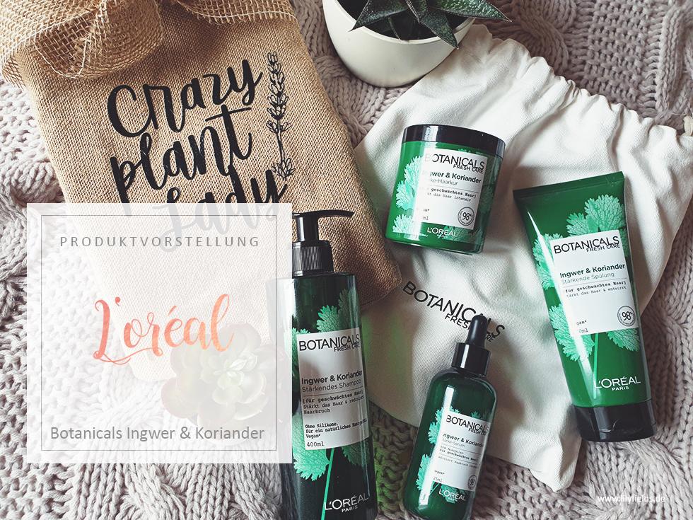 L'Oreal - Botanicls Fresh Care Ingwer & Koriander