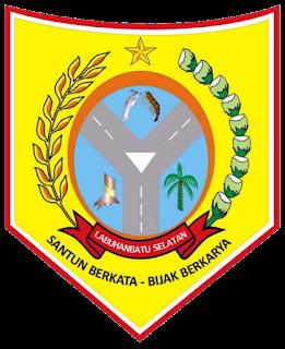 Logo/ Lambang Kabupaten Labuhan Batu Selatan