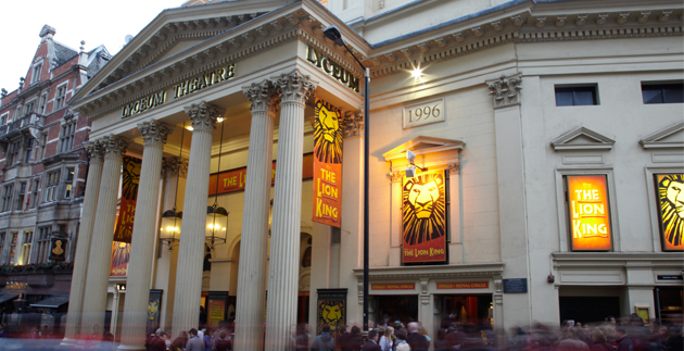 Lyceum Theatre London Best Seats And The Lion King Tickets Reviews Book With Disney S Enjoy Stalls View