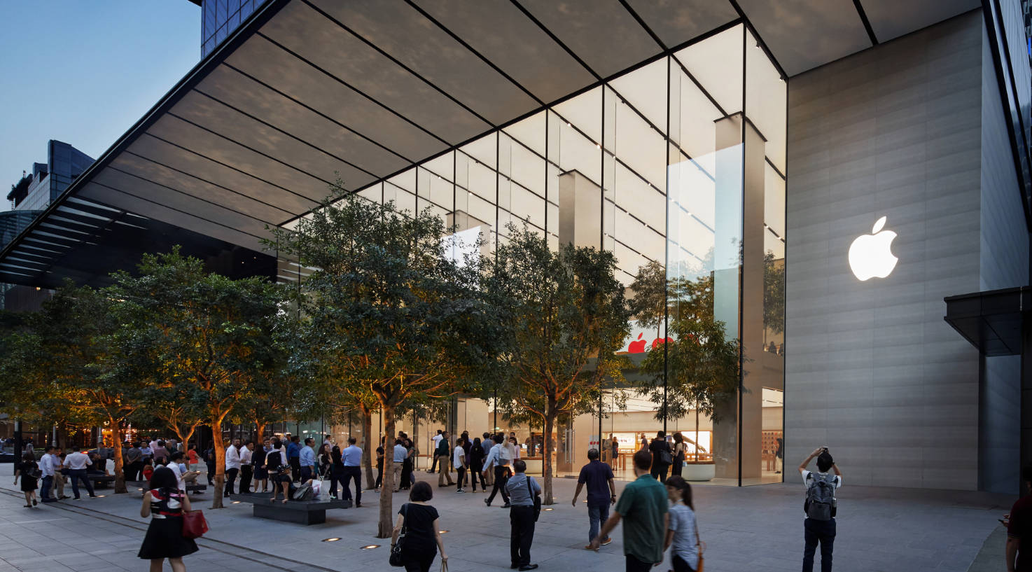 Apple Store Southeast Asia, Apple Store Orchard Road Singapore