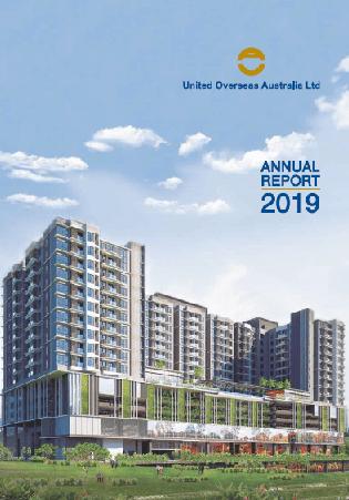 UOA Ltd Annual Report 2019