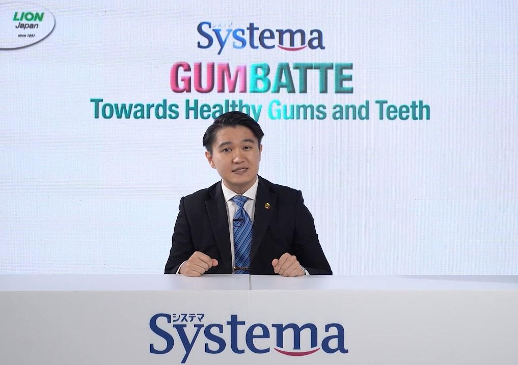 Dr. Chong Zhen Feng, Ketua Setiausaha Kehormat Persatuan Pergigian Malaysia.