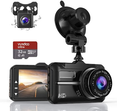 ZIAMRE Car Camera