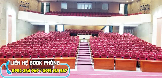 Chuyên cho thuê hội trường tổ chức sự kiện - 0912 123 267 /  0989 618 532