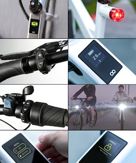 Spesifikasi Sepeda Masa Depan Flash