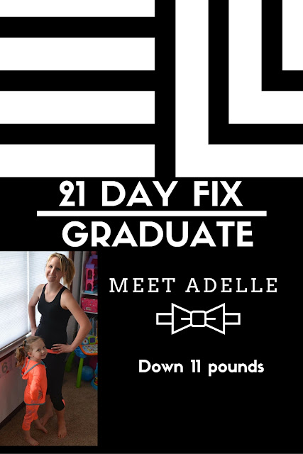 21 day fix challenge, 21 day fix graduate, 21 day fix results, 21 day fix womens results, sarah griffith,