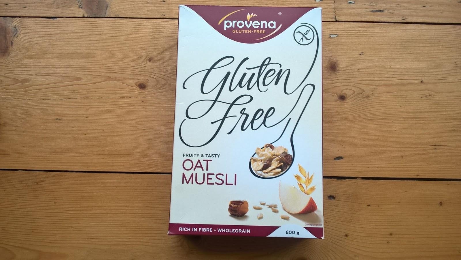 Provena Gluten Free Oat Museli