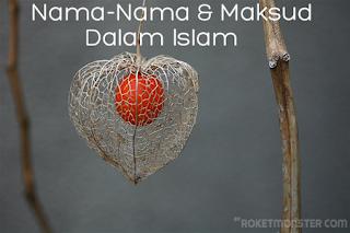 Bahasa Arab Nama Nama Baik Bagi Perempuan Islam