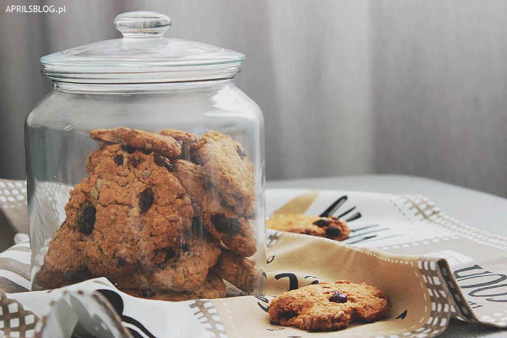 przepis na proste ciastka owsiane