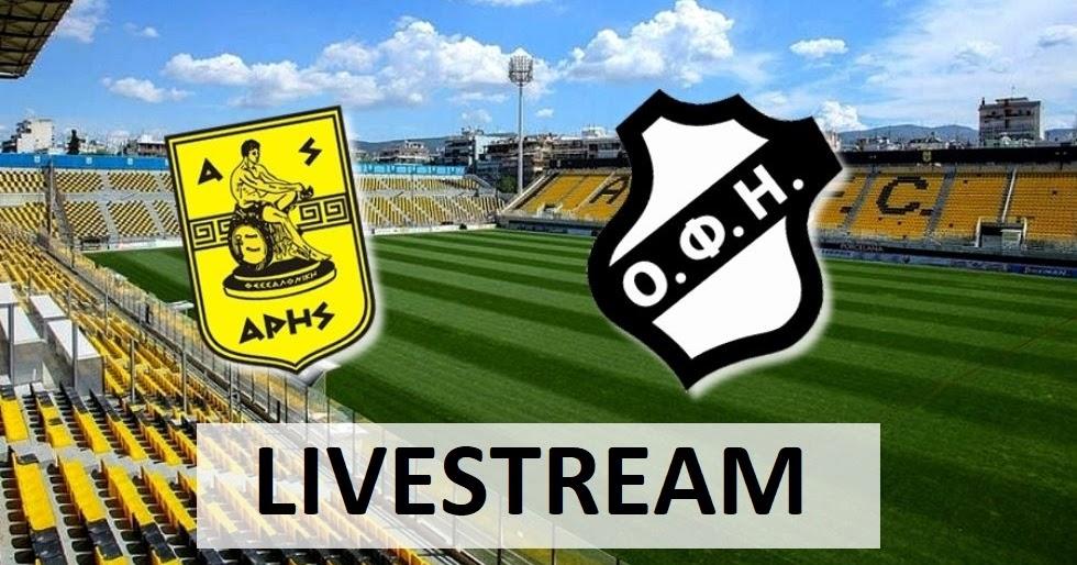 ΑΡΗΣ - ΟΦΗ   Aris vs Ofi    live streaming