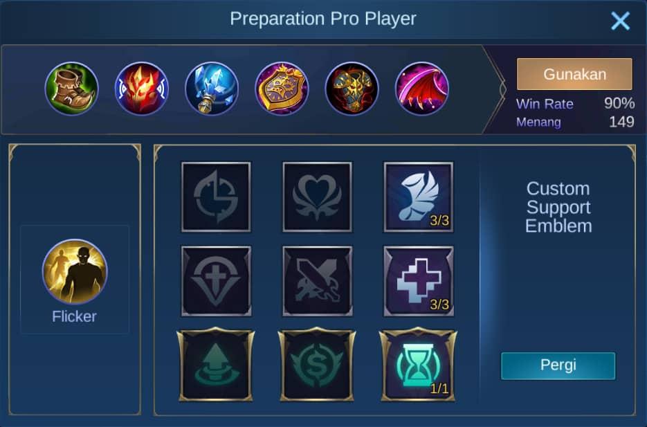 build item atlas mobile legends ML