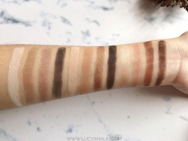 [Review] Tarte Tartelette in Bloom Eyeshadow Palette