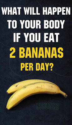 What Will Happen To Your Body If You Start Eating 2 Bananas Per Day?