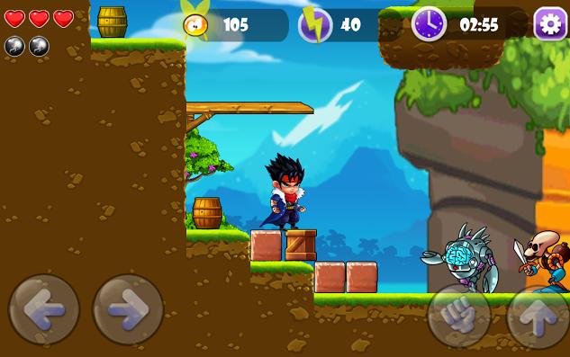 Super Dragon Warrior Mod Apk