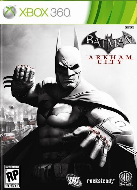 Portada Batman Arkham City XBox360
