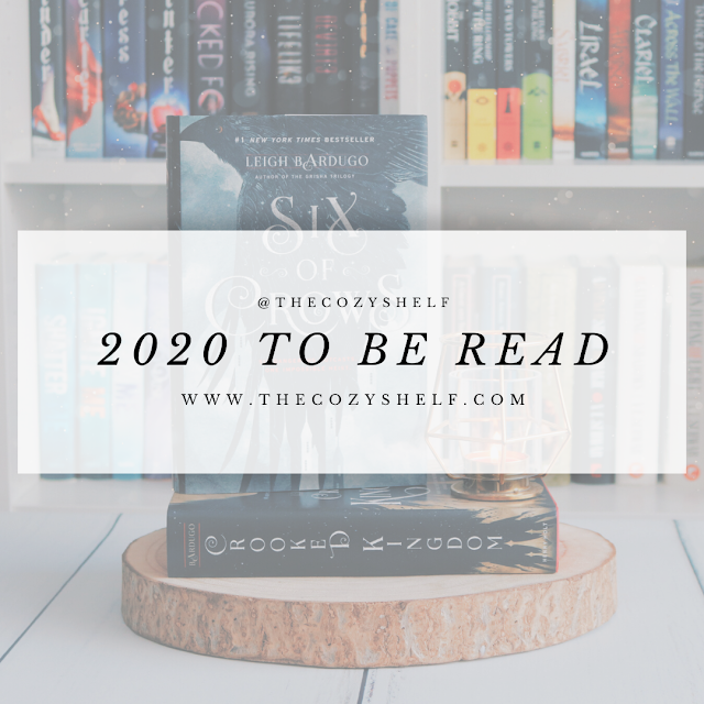 2020 To Be Read List