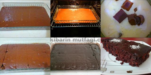 Browni ıslak kek nasıl yapılır