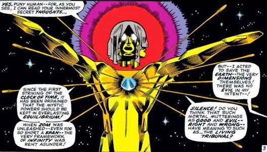 Sederet Fakta Living Tribunal, Salah Satu Makhluk Terkuat di Jagat Marvel